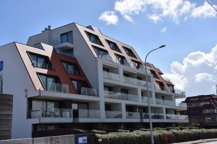 Appartement met 2 slaapkamers te koop Nieuwpoort 3552