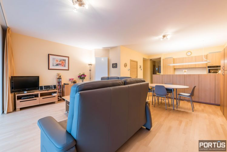Appartement met 2 slaapkamers te koop Nieuwpoort 5545