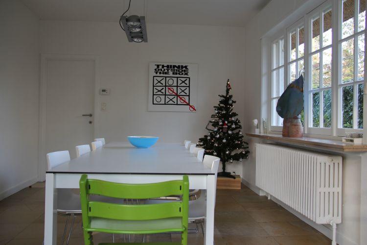 Residentiële villa te huur Nieuwpoort 2952