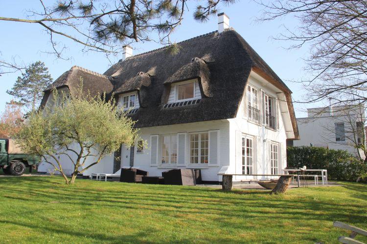 Residentiële villa te huur Nieuwpoort 3017