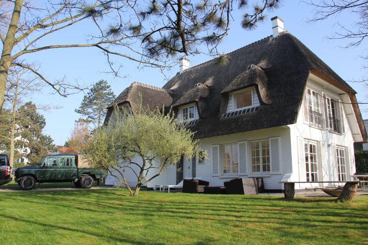 Residentiële villa te huur Nieuwpoort 3027