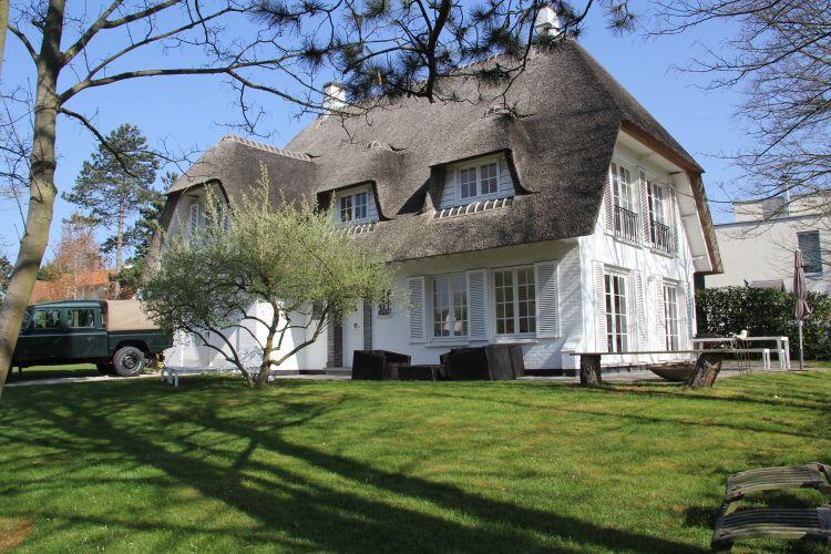 Residentiële villa te huur Nieuwpoort 3032