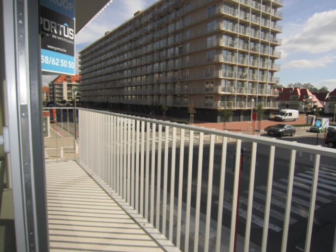 Zongericht appartement met terras Nieuwpoort 3827