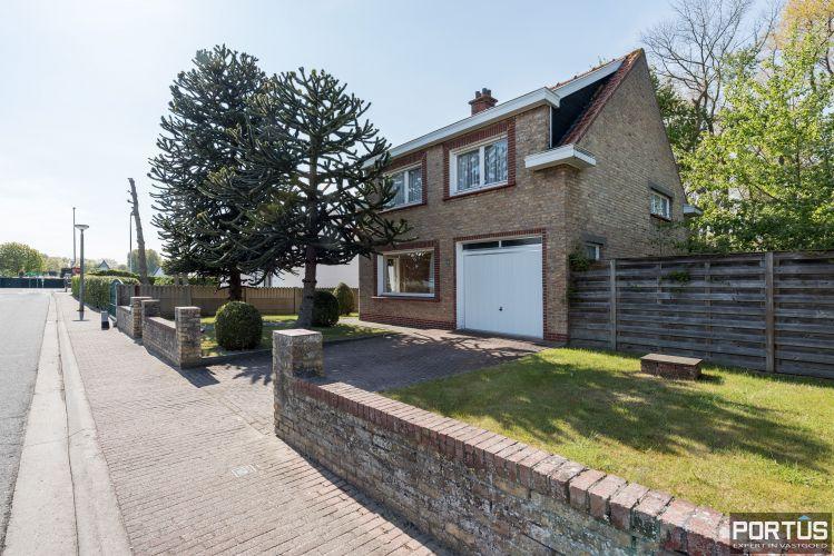 Te renoveren villa te koop Nieuwpoort 5505