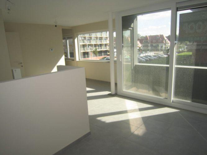 Zongericht appartement met terras Nieuwpoort 3867