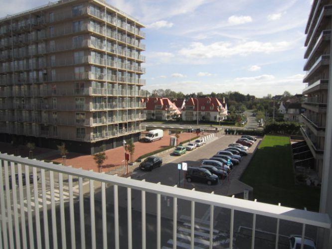 Zongericht appartement met terras Nieuwpoort 3872