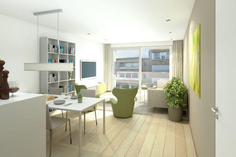 Appartement met terras Nieuwpoort 3972
