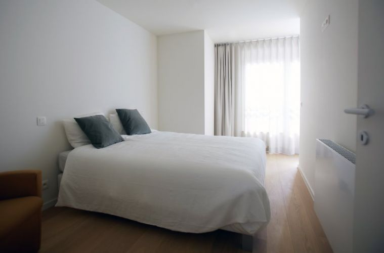 Appartement met terras Nieuwpoort 4057