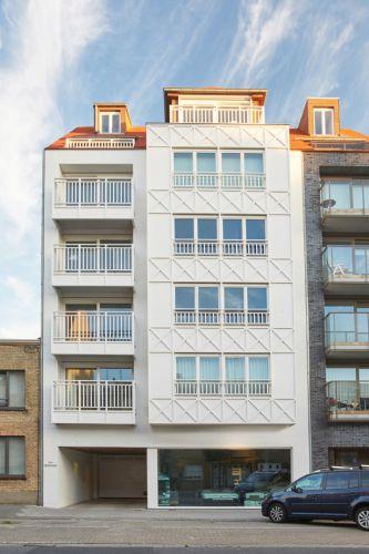Duplex-appartement Nieuwpoort 7154