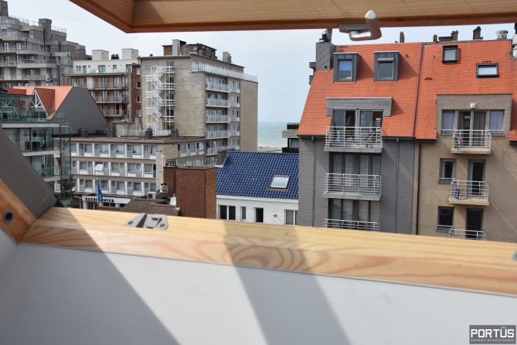 Duplex-appartement Nieuwpoort 8783