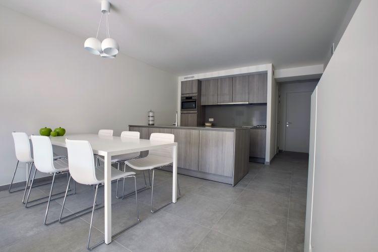 Zongericht appartement met terras te koop Nieuwpoort 5487