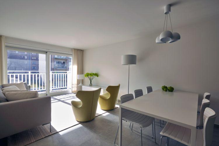 Zongericht appartement met terras te koop Nieuwpoort 5499