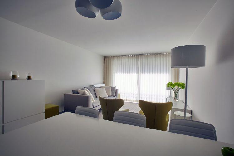 Zongericht appartement met terras te koop Nieuwpoort 5503