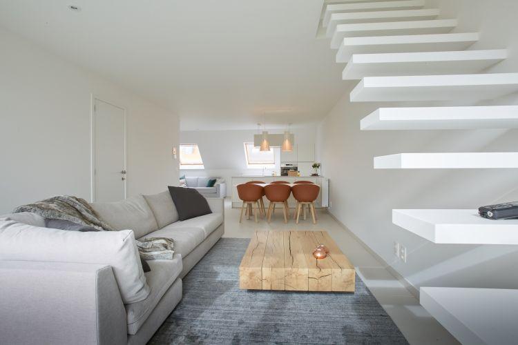 Duplex-appartement met 2 slaapkamers te koop Nieuwpoort 5407