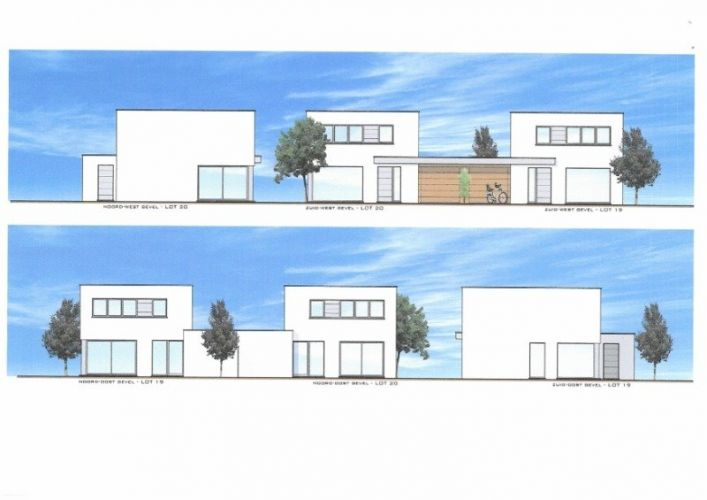 Nieuwbouw woning Gustaaf Buffelstraat Nieuwpoort 4862