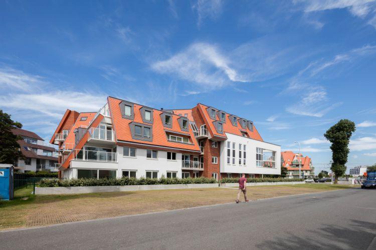 Appartement Residentie Villa Crombez Nieuwpoort 6201