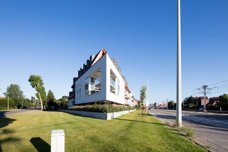 Appartement Residentie Villa Crombez Nieuwpoort 6205