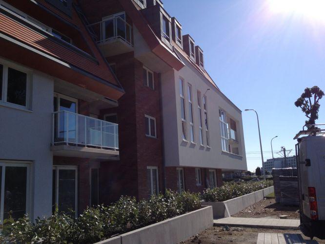 Appartement Residentie Villa Crombez Nieuwpoort 6966