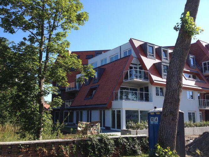 Appartement Residentie Villa Crombez Nieuwpoort 6963