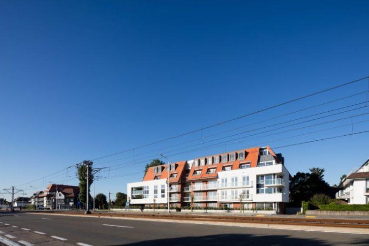 Appartement Residentie Villa Crombez Nieuwpoort 5287