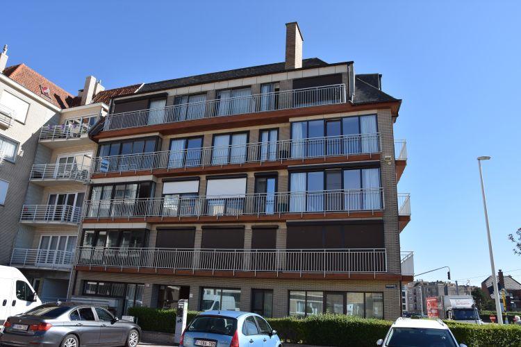 Zonnig appartement te koop Oostende 5889