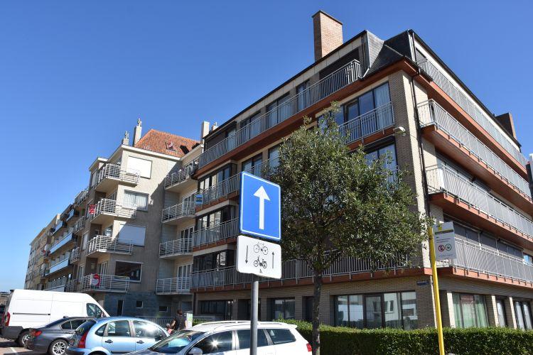 Zonnig appartement te koop Oostende 5891