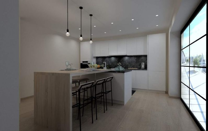 Appartement met 2-slaapkamers te koop Markt Nieuwpoort 6253