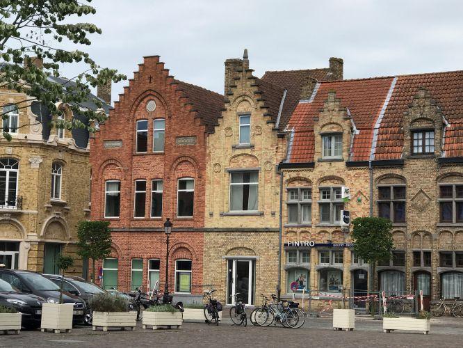 Appartement met 2-slaapkamers te koop Markt Nieuwpoort 9102