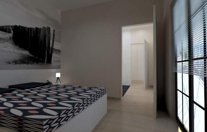 Appartement met 2-slaapkamers te koop Markt Nieuwpoort 9107