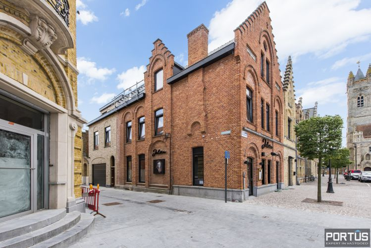 Appartement 3 slaapkamers te koop Marktplein Nieuwpoort 9923