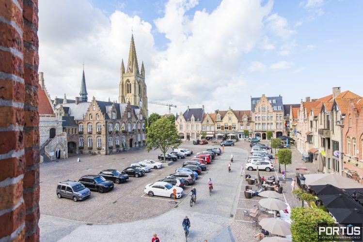 Appartement 3 slaapkamers te koop Marktplein Nieuwpoort 9926