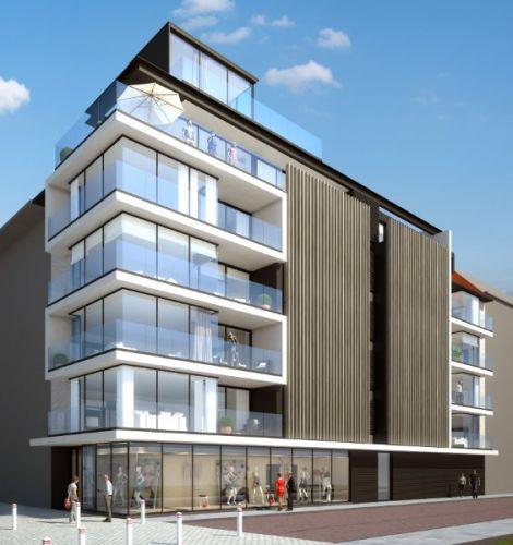 Luxe appartement Nieuwpoort 6381