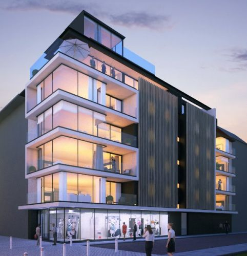 Luxe appartement Nieuwpoort 6384