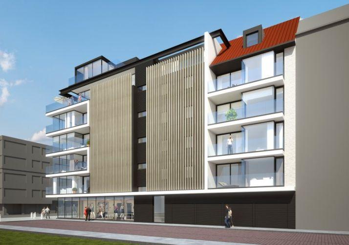 Luxe appartement Nieuwpoort 6387