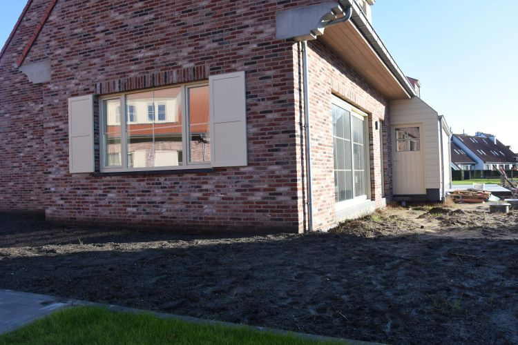 Nieuwbouw woning Gustaaf Buffelstraat Nieuwpoort 6942