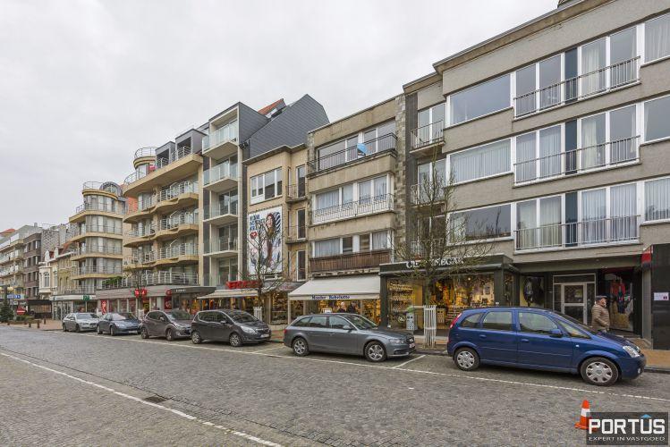 Ruim 2-slaapkamer appartement te Nieuwpoort 6727