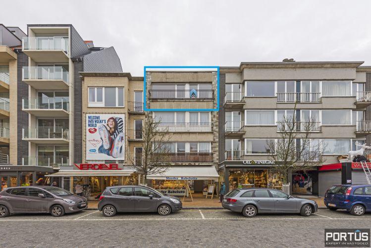 Ruim 2-slaapkamer appartement te Nieuwpoort 6732