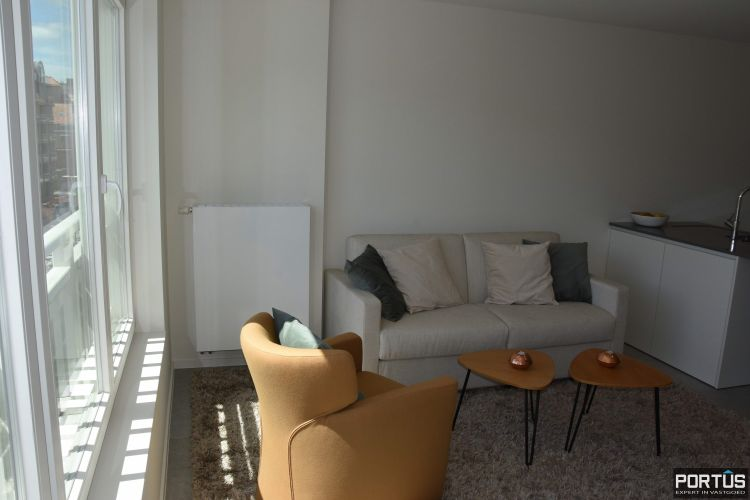 Zongericht appartement te koop Nieuwpoort 8437