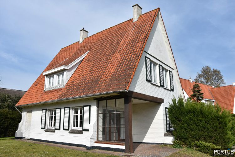 Instapklare villa te huur te Nieuwpoort 9678