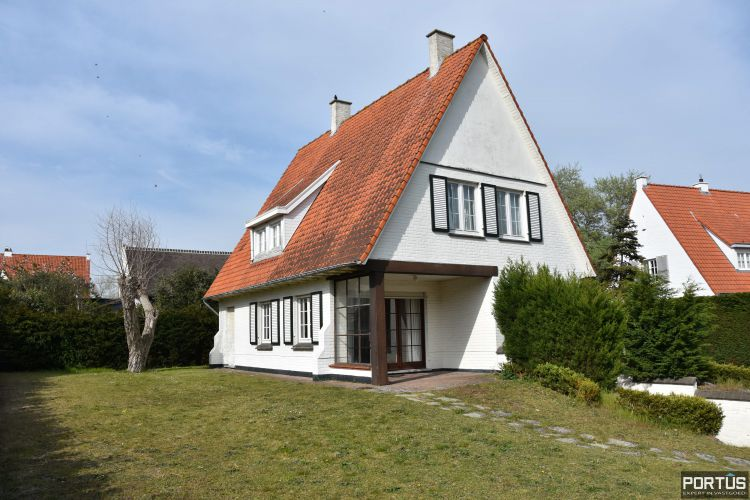 Instapklare villa te huur te Nieuwpoort 9679