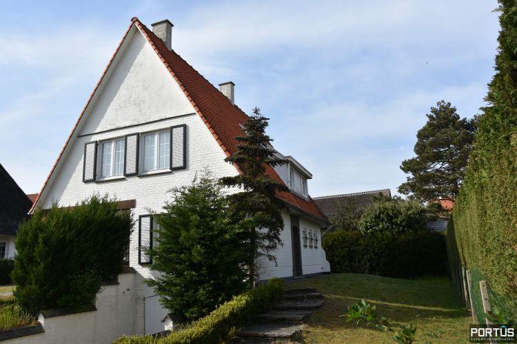 Instapklare villa te huur te Nieuwpoort 9681