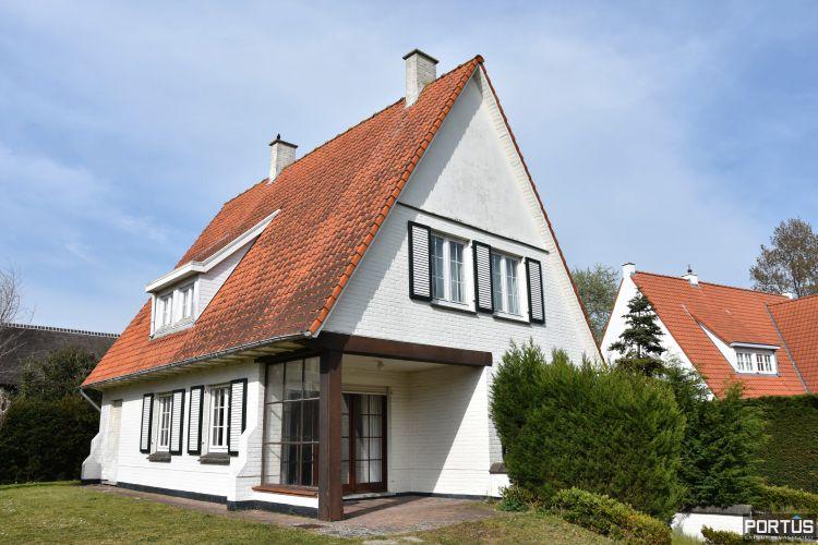 Instapklare villa te huur te Nieuwpoort 9692
