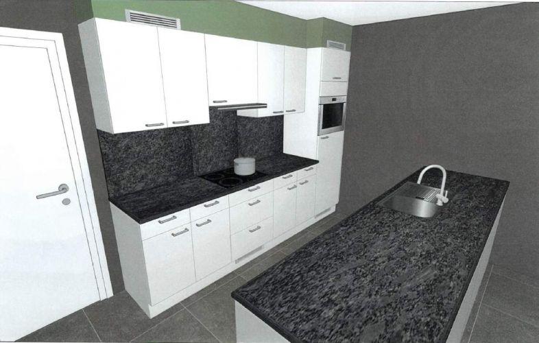 Nieuwbouwappartement met berging en parking te huur 7086