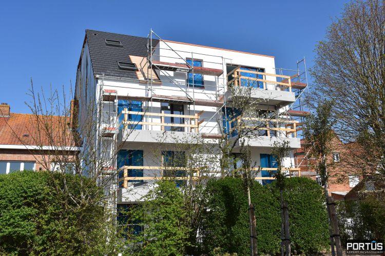 Nieuwbouw duplex-appartement met berging en parking te huur 7270