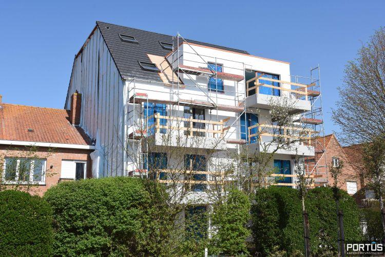 Nieuwbouw duplex-appartement met berging en parking te huur 7272