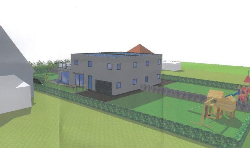 Perceel bouwgrond te koop Oostduinkerke - 7120