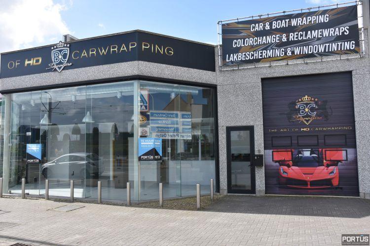 Handelspand te huur Nieuwpoort 7247