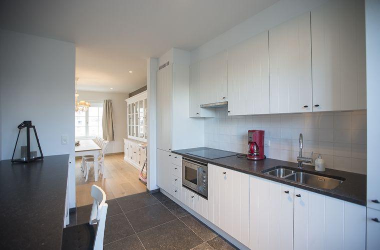 Luxueus appartement voor 8 personen te huur Nieuwpoort - 5949