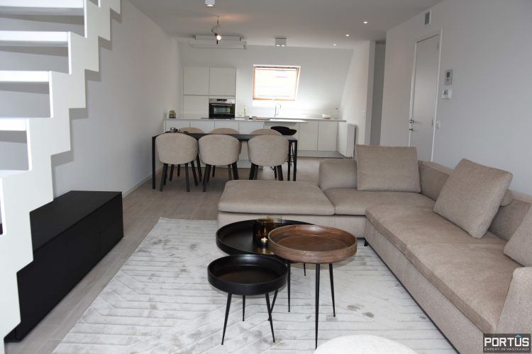Duplex-appartement Nieuwpoort 8798