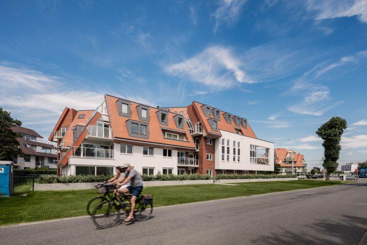 Appartement Residentie Villa Crombez Nieuwpoort 8397